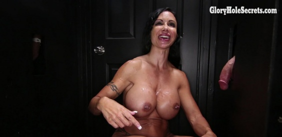 Jewels jade gloryhole